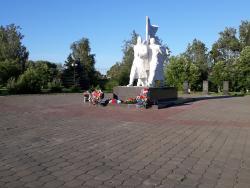Гороской памятник