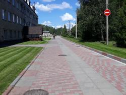 "Территория АО ""Петровский завод ЖБИ"""